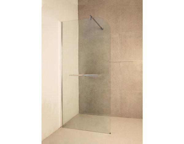 Стъклен параван за душ -190 х 90 cm