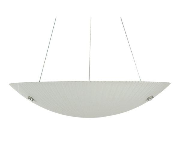 Пенделно стъкло с пендел - 3 x E27, 40 W