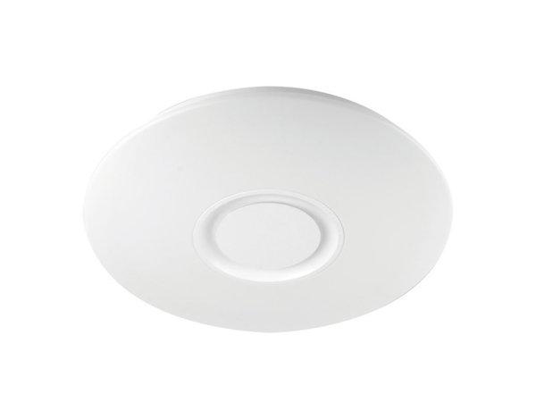 LED музикален плафон - ø40 cm, 24 W