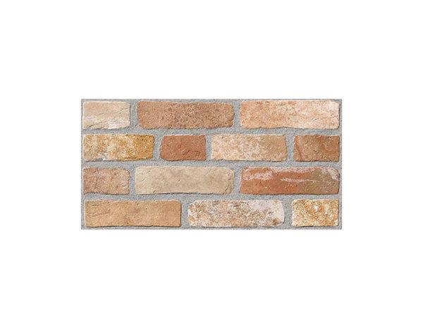 Гранитогрес Brick - 25 x 50 cm, различни цветове