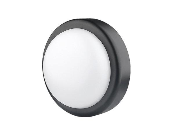 LED плафон - ø20 x 10 cm, 14 W