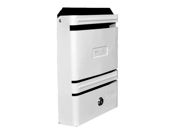 Пощенска кутия - бяла