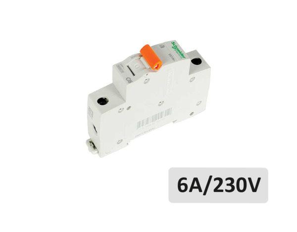 Автоматичен прекъсвач E61N - 230 V, различен ампераж