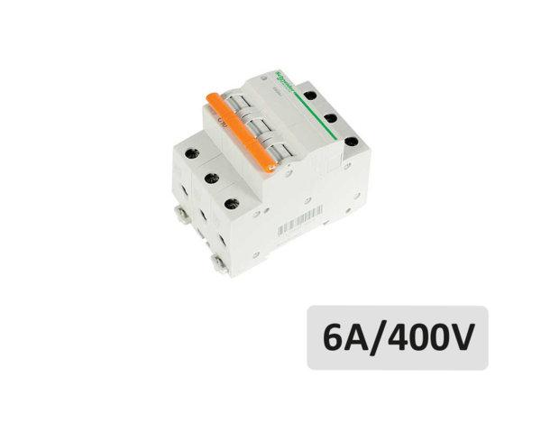 Автоматичен прекъсвач E63N - 400 V, различен ампераж