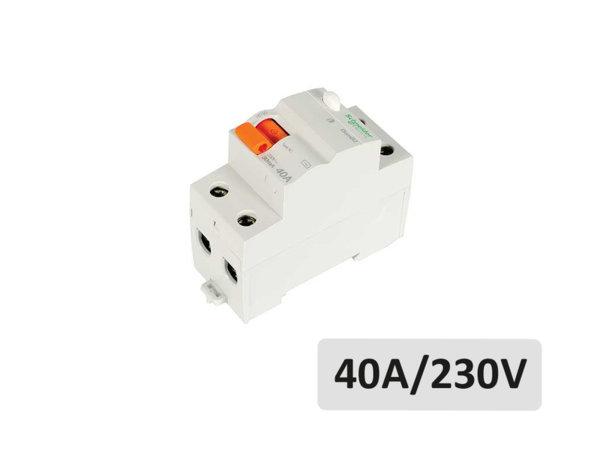 Дефектнотокова защита DOMB2 - 40 A/230 V