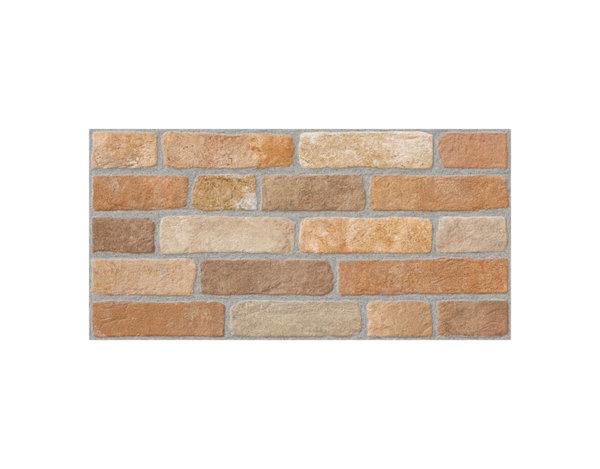 Гранитогрес Brick - 30 x 60 cm, различни цветове