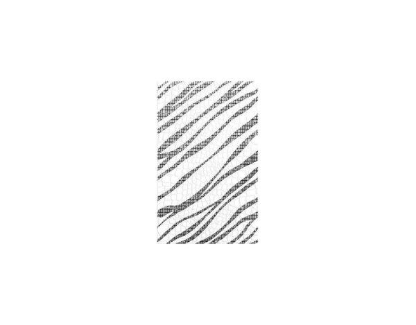 Декор Cayman White - 25 x 40 cm
