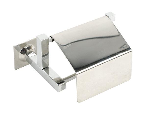 Поставка за тоалетна хартия - квадратна серия