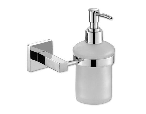 Дозатор за течен сапун Sirena - с поставка