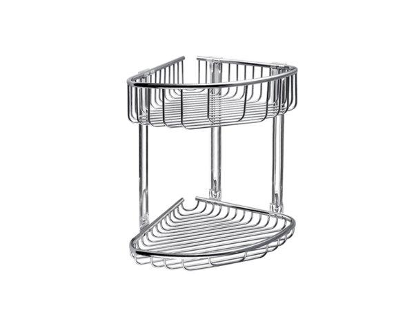 Двойна етажерка за баня Nets 9639