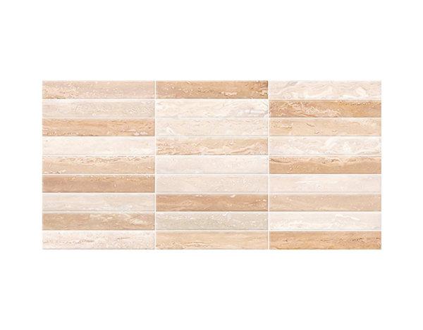 Декор Travertino Mosaico - 25 x 50 cm