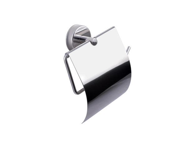 Държач за тоалетна хартия с капак Moderno 2403