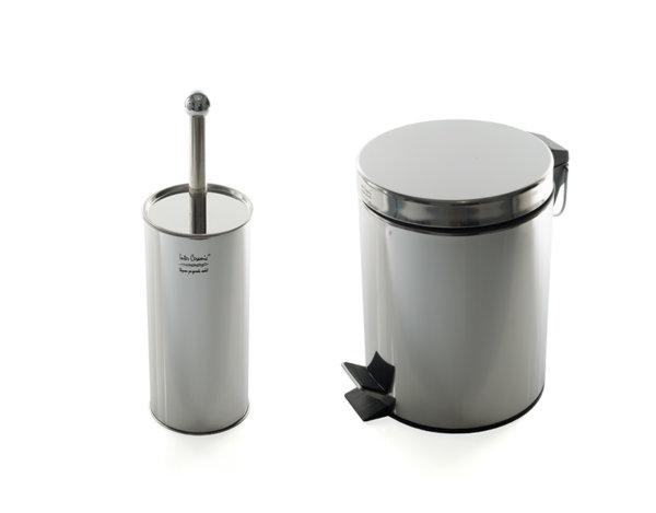 Комплект кошче и четка за тоалетна - 32/30 cm