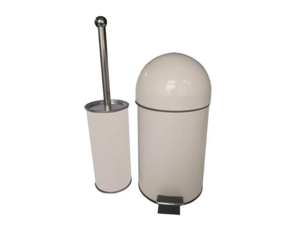 Комплект кошче и четка за тоалетна