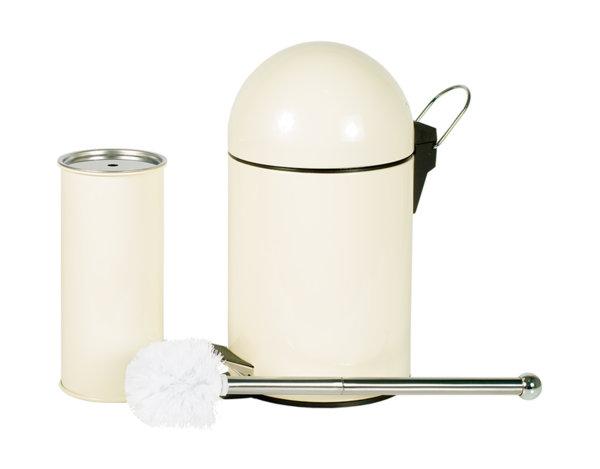 Комплект кошче и четка за тоалетна - 3 l