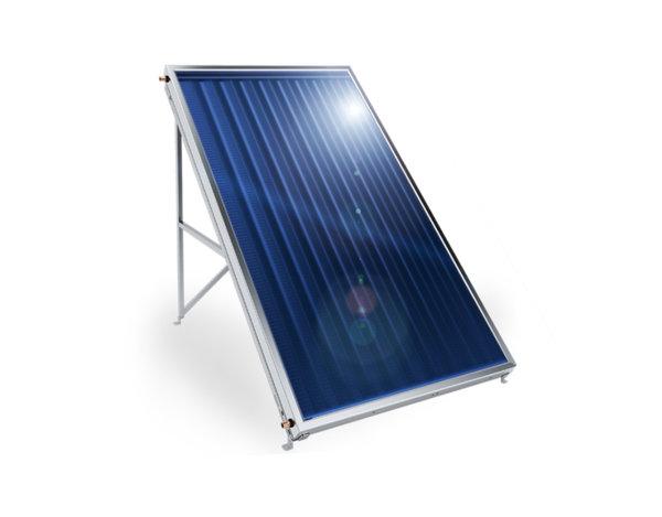 Слънчев колектор - 2000 x 85 x 1000 cm