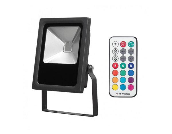 LED RGB прожектор - различна мощност