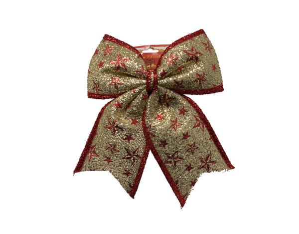 Коледна декорация - панделка, 27 х 30 cm