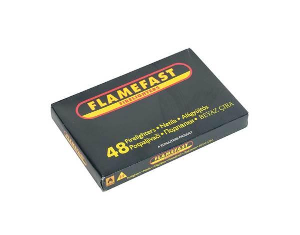 Кубчета за разпалване Flamefast - 48 бр.