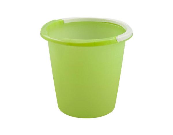 Пластмасова кофа - зелена, 10 l