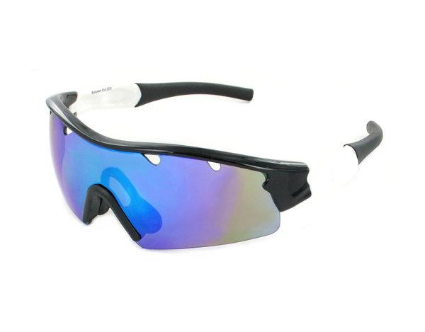 Слънчеви очила Tours Black White