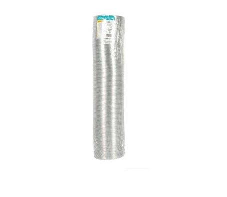 Гъвкав алуминиев въздухопровод, 2.5 m - различни размери