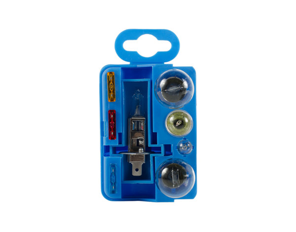 Комплект крушки и предпазители - 12 V, различни видове
