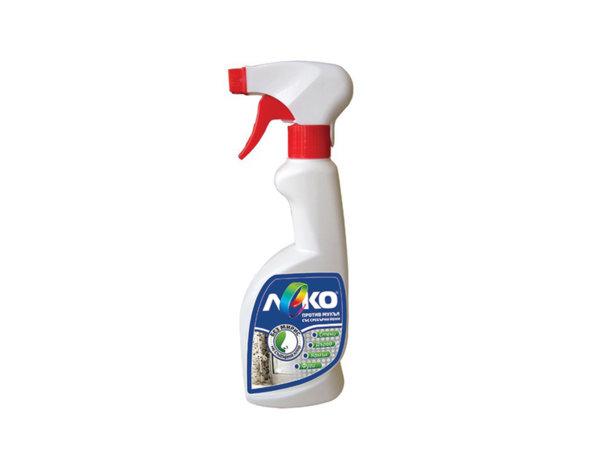 Препарат против мухъл със сребърни йони - 500 ml