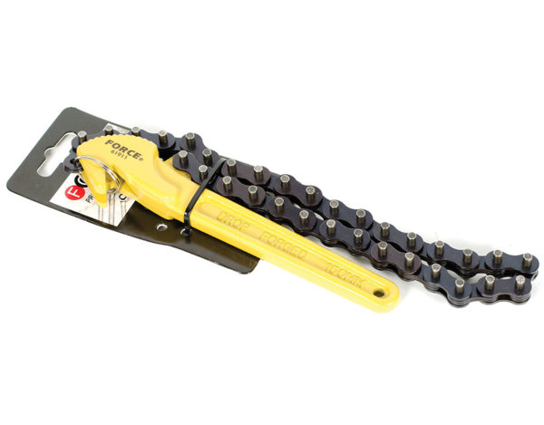 Ключ за маслен филтър с верига - 150 mm