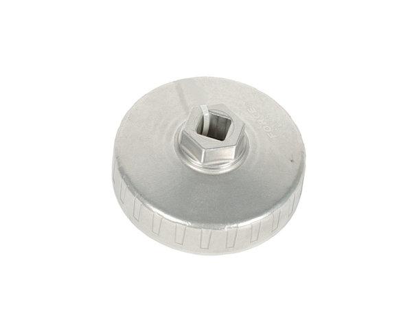 Чашка за маслен филтър на Peugeot, Citroen, Renault - 84 mm, 18 зъба