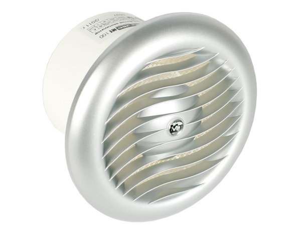 Кръгъл вентилатор Inox - 11 W, ø100 mm