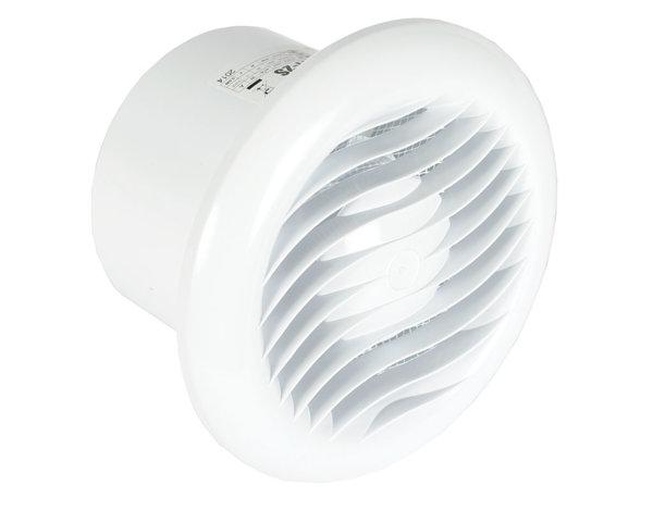 Двускоростен вентилатор - 11 W, ø100 mm