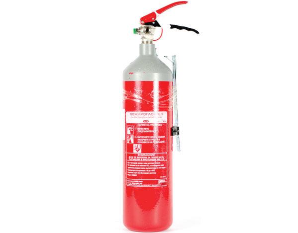 Пожарогасител с въглероден диоксид - 2 kg