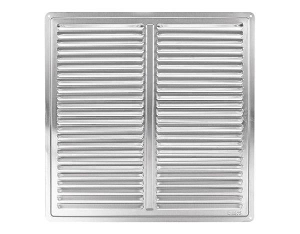 Метална вентилационна решетка - различни размери