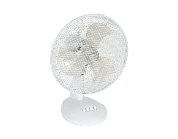 Настолен вентилатор - ø30 cm, 31 W