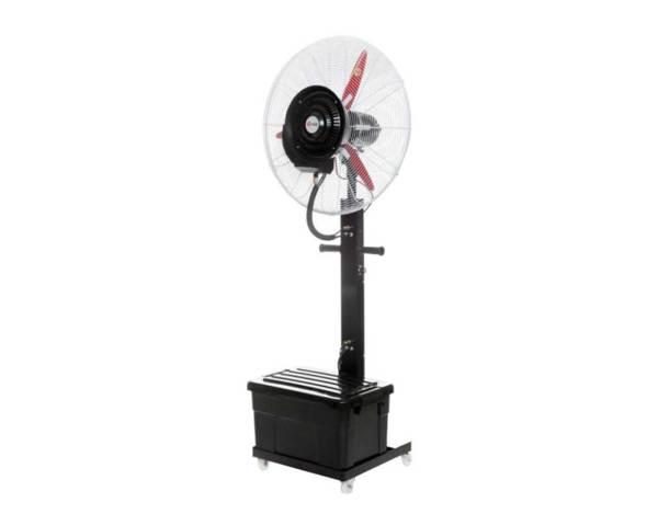 Вентилатор с водна мъгла - ø65 cm, 260 W