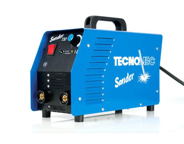 Инверторен заваръчен апарат Sander130/G - 230 V, 130 A