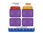 Кутии Minimor - за съхранение на сосове, 4 бр.