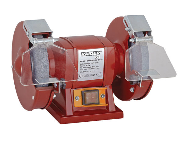 Шмиргел RDP-BG02 - 370 W, ø200 mm