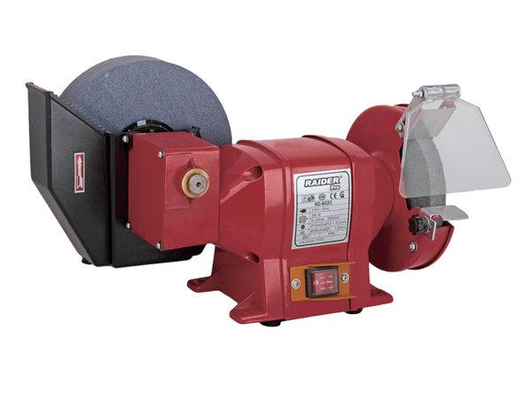 Редукторен шмиргел RDP-BG03 - 250 W, ø150-200 mm