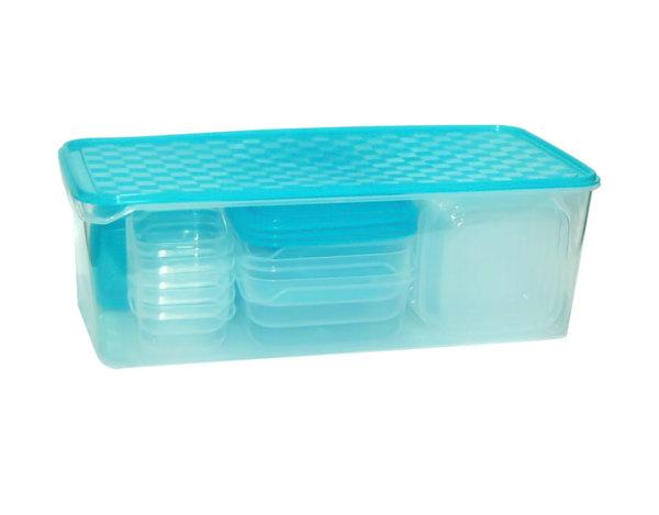 Кутии за съхранение Feasy - 17 бр.