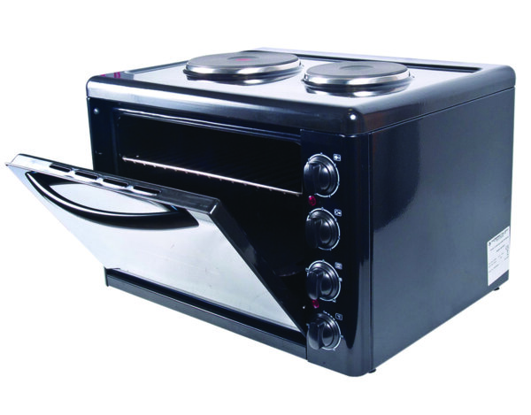 Готварска печка - 3300 W, различни цветове