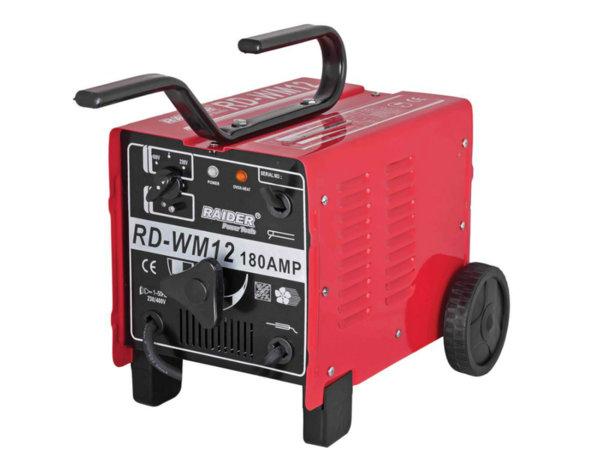 Заваръчен апарат RD-WM12 - 230 (400) V, 180 A