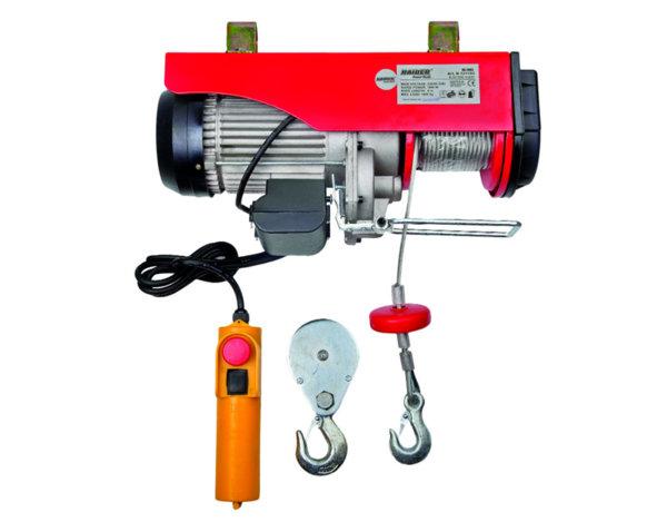 Електрическа лебедка RD-EH03 - 500/1000 kg, 1600 W