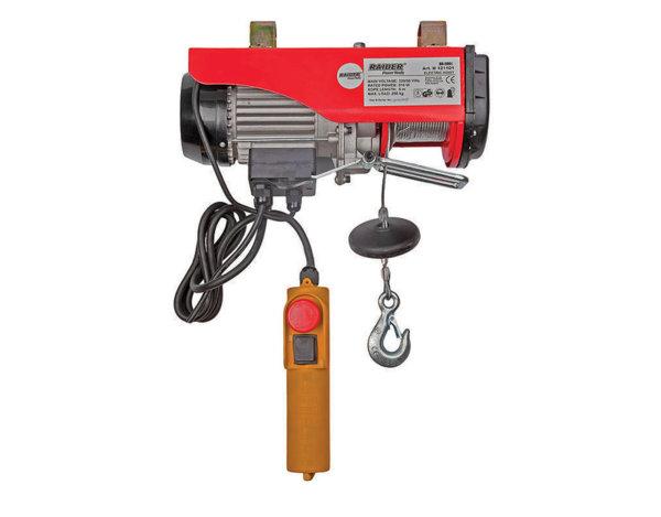 Електрическа лебедка RD-EH01 - 125/250 kg, 510 W