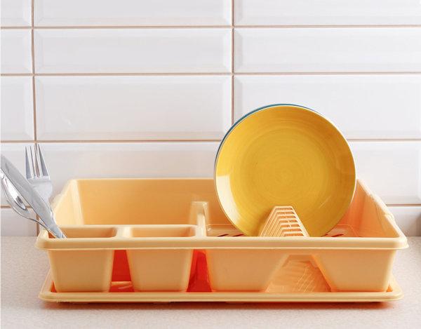 Сушилник за съдове - различни цветове
