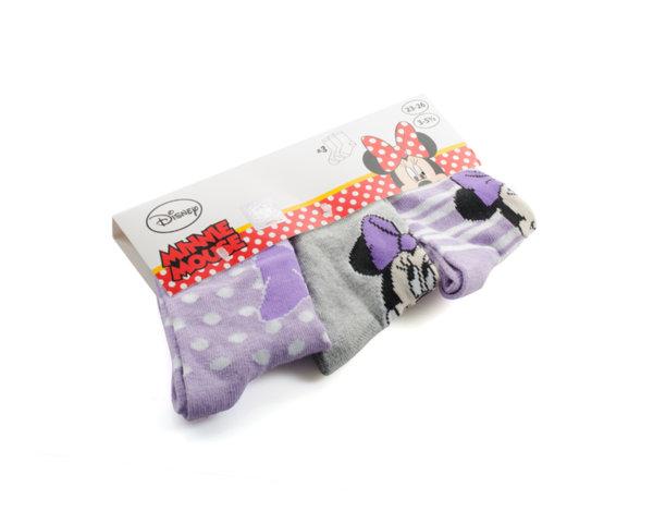 Комплект детски чорапки - 3 чифта
