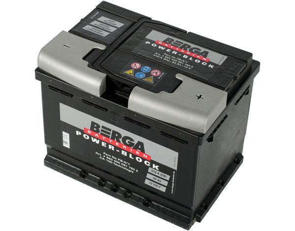 Акумулатор Power-Block - 12 V, различни видове