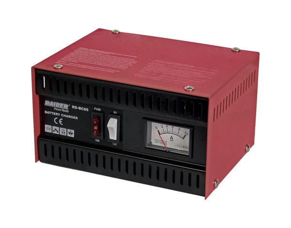 Зарядно за акумулатор RD-BC05 - 6/12 V, 20/75 Ah