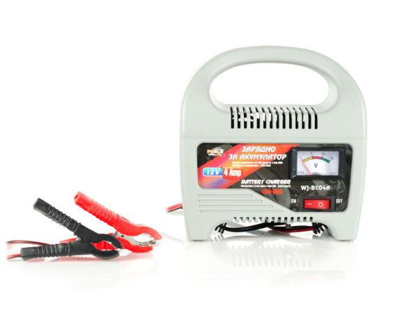 Зарядно устройство за акумулатор - 10-56 Ah